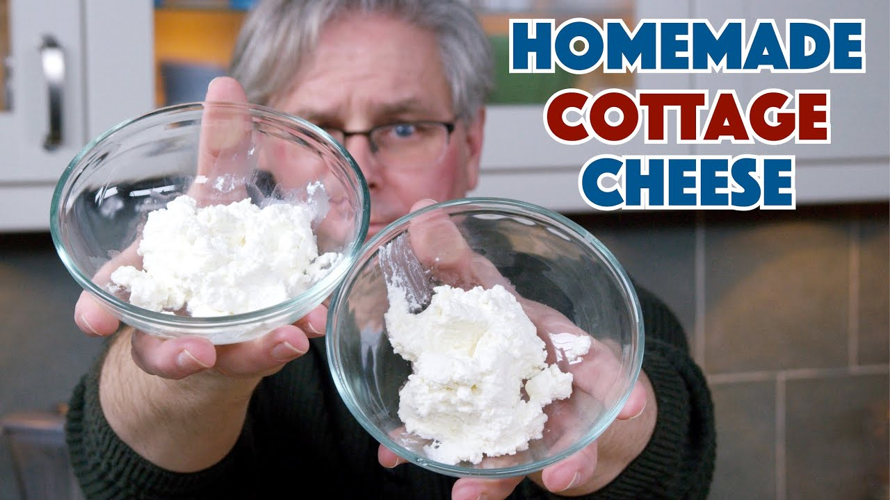 Make Cottage Cheese Two Ways With Taste Off Youtube