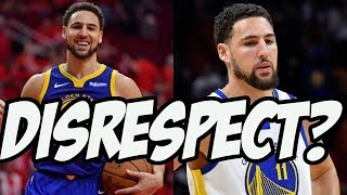 ESPN Says Klay Thompson is the 49th Best Player in The NBA