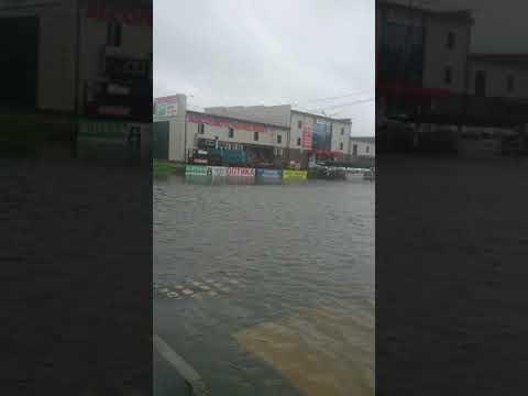 Шелехов.. Второй день дождя