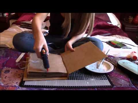 DIY Paper Bag Book