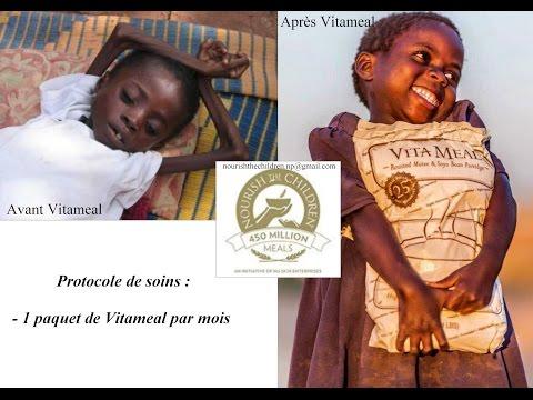 Présentation de l'initiative Nourish the Children - NTC - Par Claude Scherrens