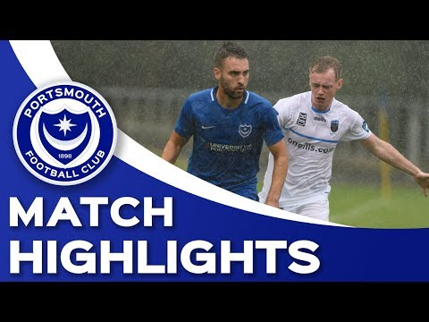 Highlights: UCD 0-11 Portsmouth