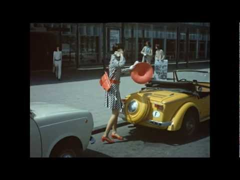 Jacques Tati Trafic - Trailer