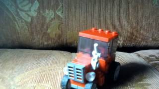 Лего трактор т 25
