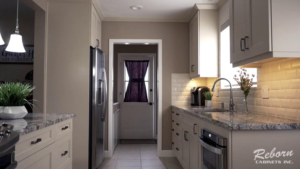Kitchen Cabinet Refacing Testimonial - YouTube