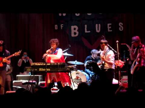 Dusty Rhodes and the River Band Final Show House of Blues - 1