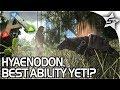 BEST TAME, MOST USEFUL DINO YET?!🤔- HYAENODON PACK Taming ARK Survival Evolved - ARK NEW UPDATE 258