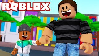 GETTING ADOPTED IN ROBLOX