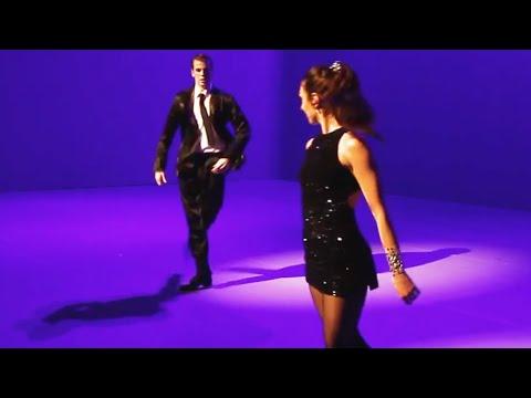 Tatevik Mkrtoumian&Matthew Jordan - Ballet and Tap Dance Mix