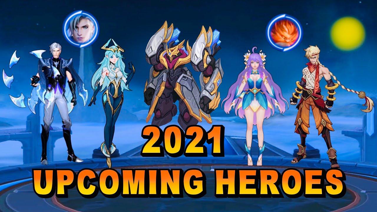 7 Upcoming Mobile Legends New Hero in 2021 -  Mobile Legend Bang Bang