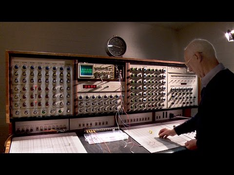 Rare EMS Synthi 100 Being Fully Restored For Public Use : Ask Audio