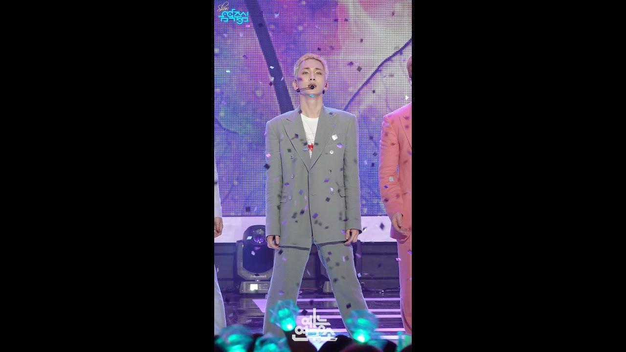 [예능연구소 직캠] 샤이니 데리러 가 키 Focused @쇼!음악중심_20180609 Good Evening SHINee KEY