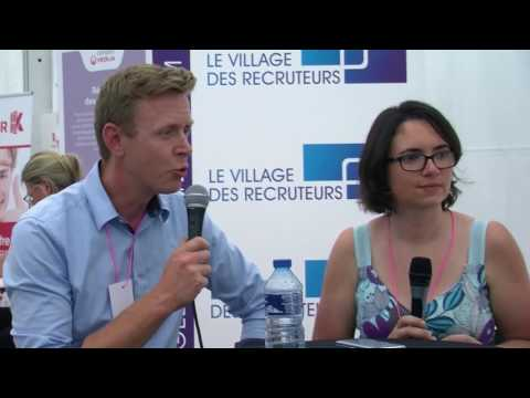 Interview Thomas Cartel et Marie Guerin Adéquat #VDRCaen