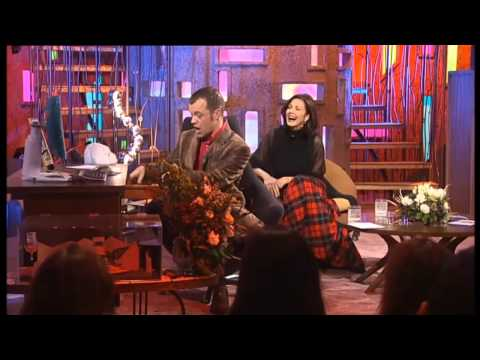 So Graham Norton 2000-S3xE14 Lynda Carter, Leslie Nielson-part 1