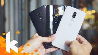Das OnePlus 6 in unter 4 Minuten!