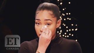 Khloe Kardashian Reacts To Jordyn Woods' 'Red Table Talk'