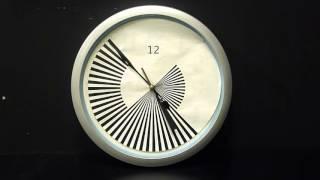 注目は20秒後!不可解な動きをする「秒針」の謎