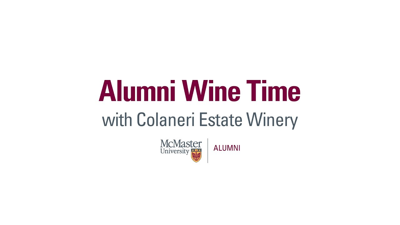 Image for Alumni Wine Time with Colaneri Estate Winery webinar