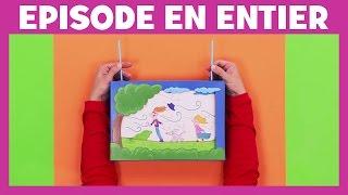 Art Attack - L'anim dessin - Disney Junior - VF