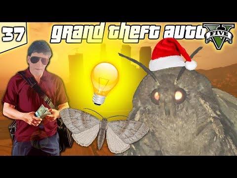 Waarom zijn motten zo dol op lampen? - Grand Theft Auto V (GTA5) #37 thumbnail