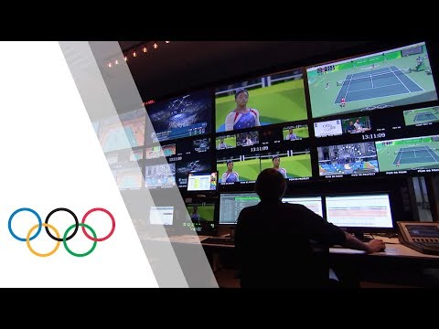 Broadcasting Rio 2016 – Behind The Scenes