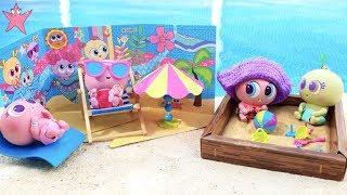 ¡NUEVO! Ksimeritos Kit Playa Portátil y accesorios y juguetes nuevos thumbnail