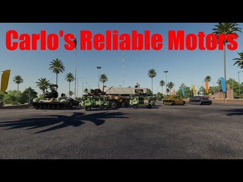 Farming Simulator 19   Carlo's Reliable Motors Ad Spot