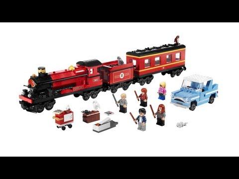 Lego Harry Potter 4841 Hogwarts Express Youtube