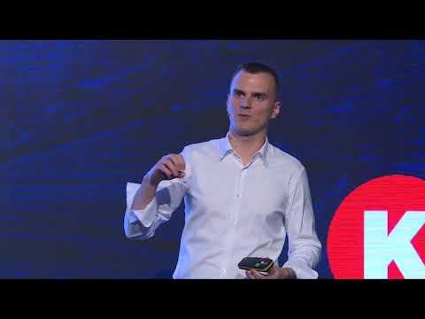 GEORGE GOOGNIN - Karma - World Blockchain Forum Dubai