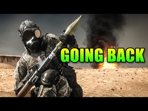 Going Back - Battlefield 4