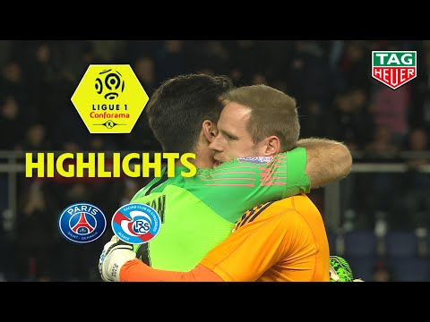 Paris Saint-Germain - RC Strasbourg Alsace ( 2-2 ) - Highlights - (PARIS - RCSA) / 2018-19