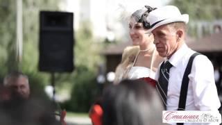 Юрий Любимов на гангстерской свадьбе