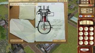 genius tech tycoon combustion engine lll answer