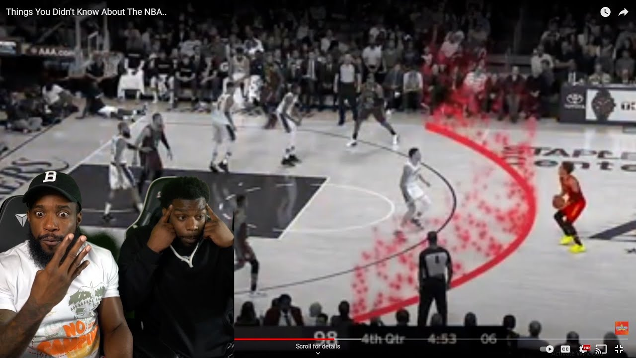 Weird Facts You Didnt Know About The NBA (Hidden Info)