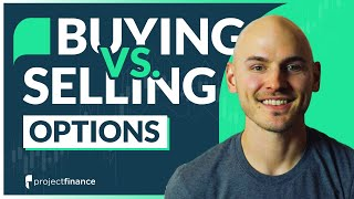 Gambar cover Buying Options vs. Selling Options (Risk/Reward, Probabilities & More)