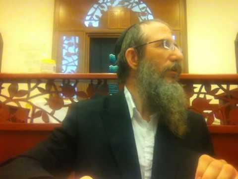 הרב ברוך וילהלם - תניא - ליקוטי אמרים - תחילת פרק יח