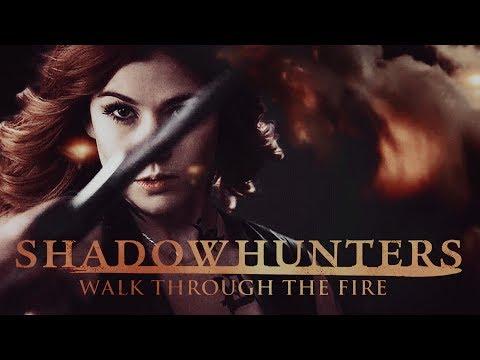 ● Jace & Clary   Walk Through the Fire [2x14]