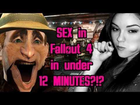 Fallout 4 Sex% Speedrun in 11:59 (Former Record, Current Record in Description)