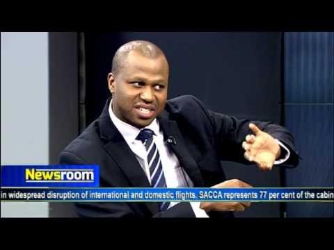 Chief economist Lesiba Mothata discusses the 'looting of Africa'