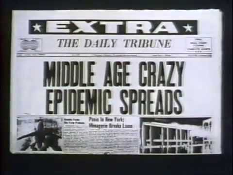 Middle Age Crazy 1980 TV trailer