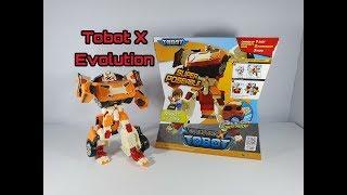 Tobot X Evolution Ryan Mainan Young Toys