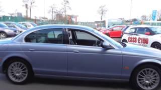 jaguar s type 2 7d v6 xs 4dr auto u13614