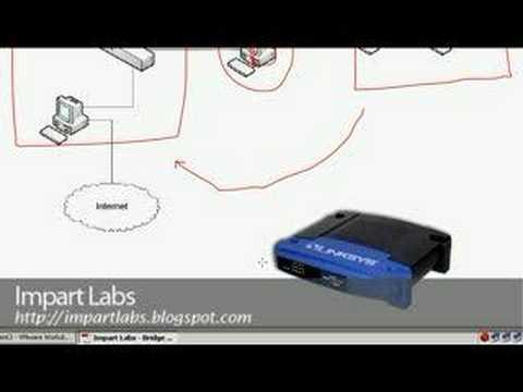 Bridged Networking - Part 1 (Network Bridge Essentials)