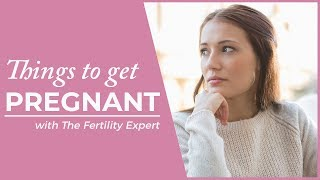 Little Things to Get Pregnant [ Marc Sklar The Fertility Expert ]