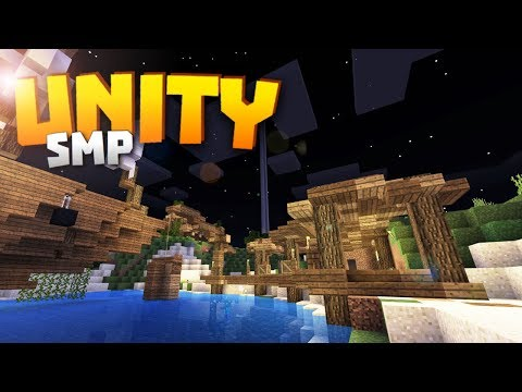 Minecraft Realms! - Unity SMP S2 Ep.6 -  GETTING STARTED ON THE PIRATE'S BAY!