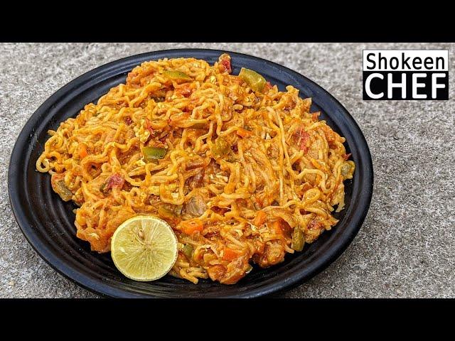 Lemon Maggi | Easy Maggi Recipe in Hindi