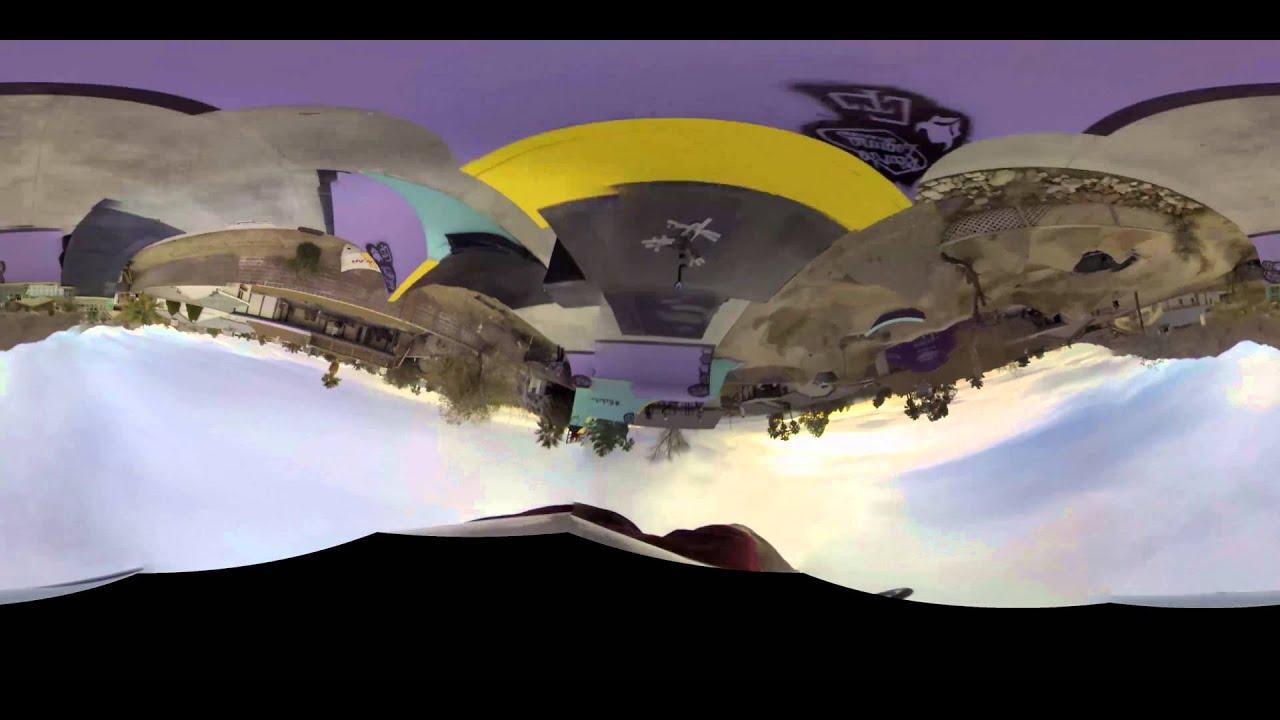 BMX Pro - Ricardo Laguna - VR 360 Tes