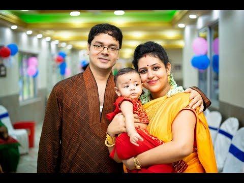 Rice Ceremony/Cinematic rice ceremony video/ Bengali annaprashan /First Rice Eating Ceremony