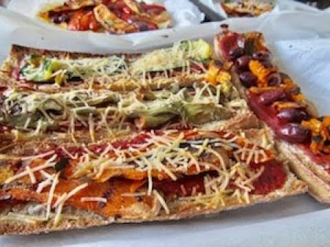 Vegan PIZZA PARTY! - EASY, CHEAP, DELICIOUS plant-based ...