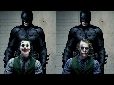 The Fiery Debate Over Joaquin Phoenix And Heath Ledger As Joker